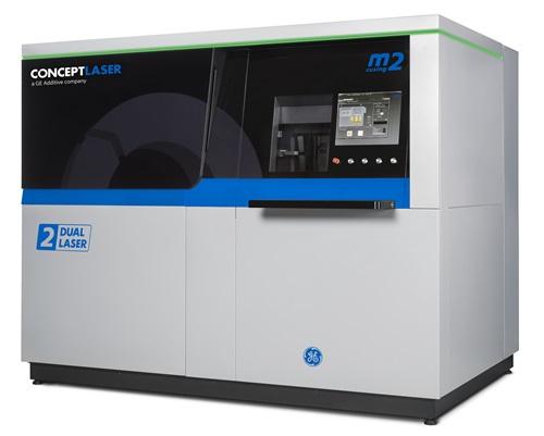 德国Concept Laser ®  M2 cusing Multilaser金属3D打印机
