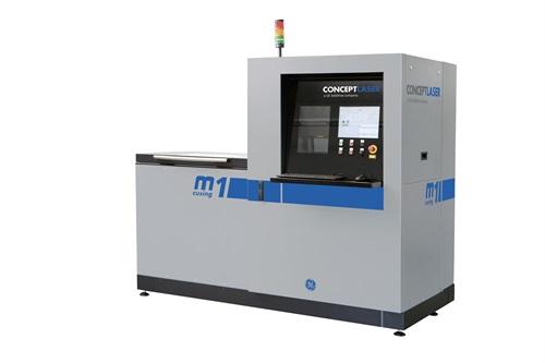 德国Concept Laser ? M1 cusing金属3D打印机