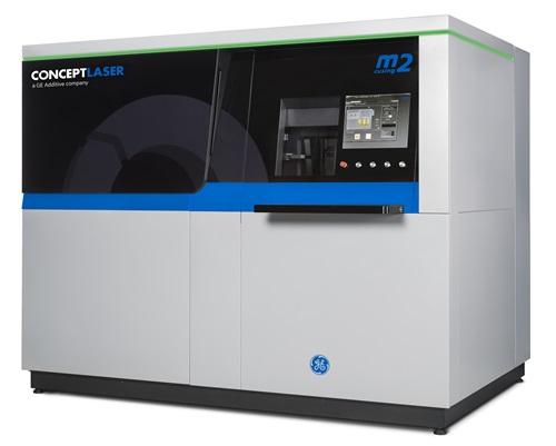 德国Concept Laser ®  M2 cusing 金属3D打印机