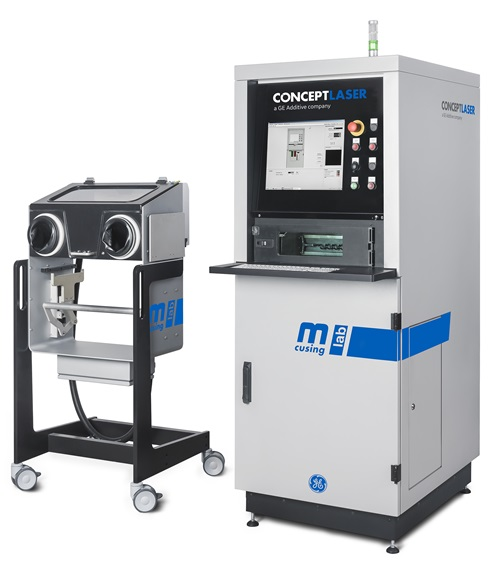 德国 Concept Laser ® Mlab cusing R 金属3D打印机