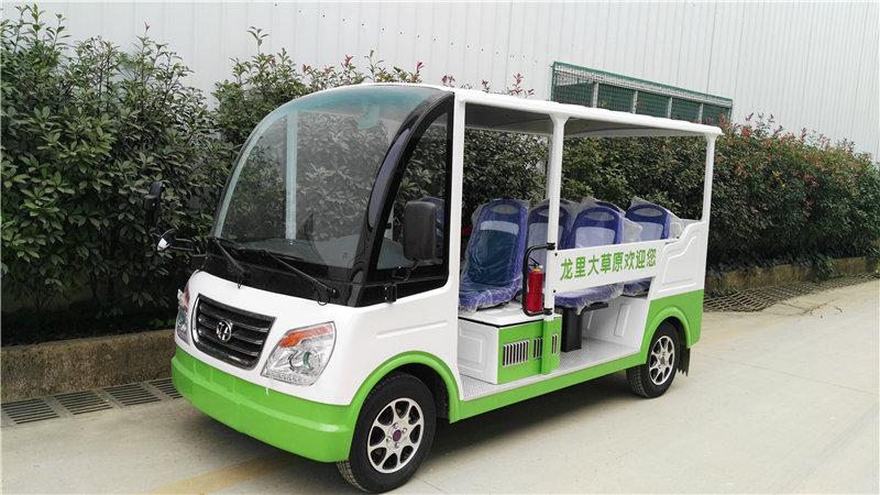 6-8座燃油观光车