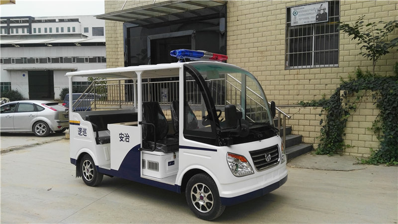 5座燃油巡逻车