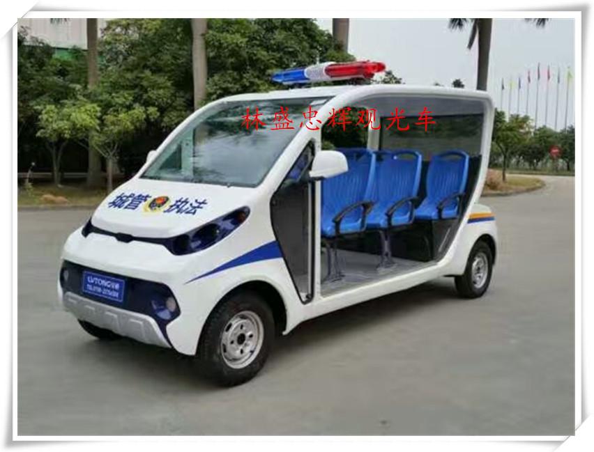 黔南忠辉6座电动巡逻车LT06