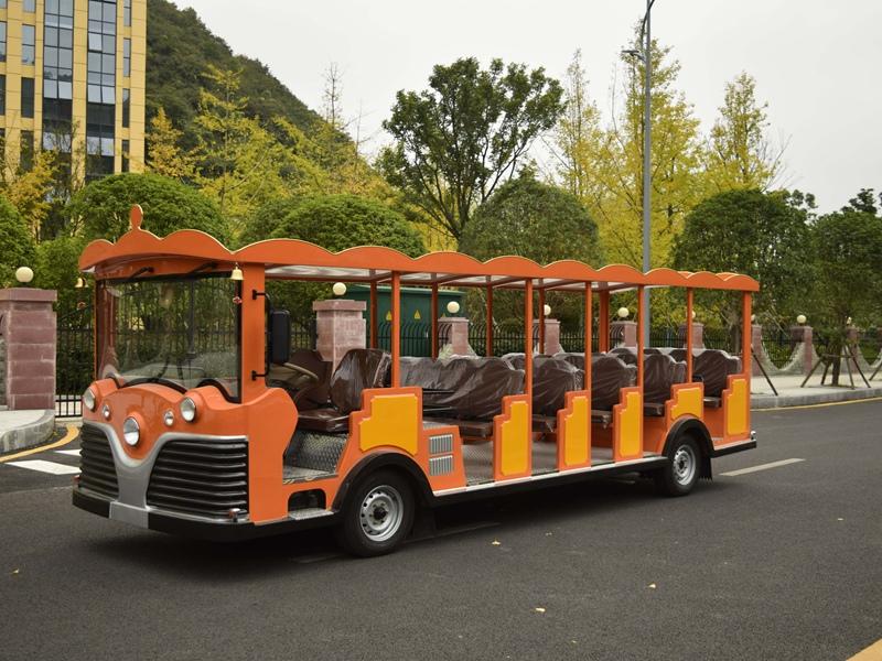 23座新款燃油观光车