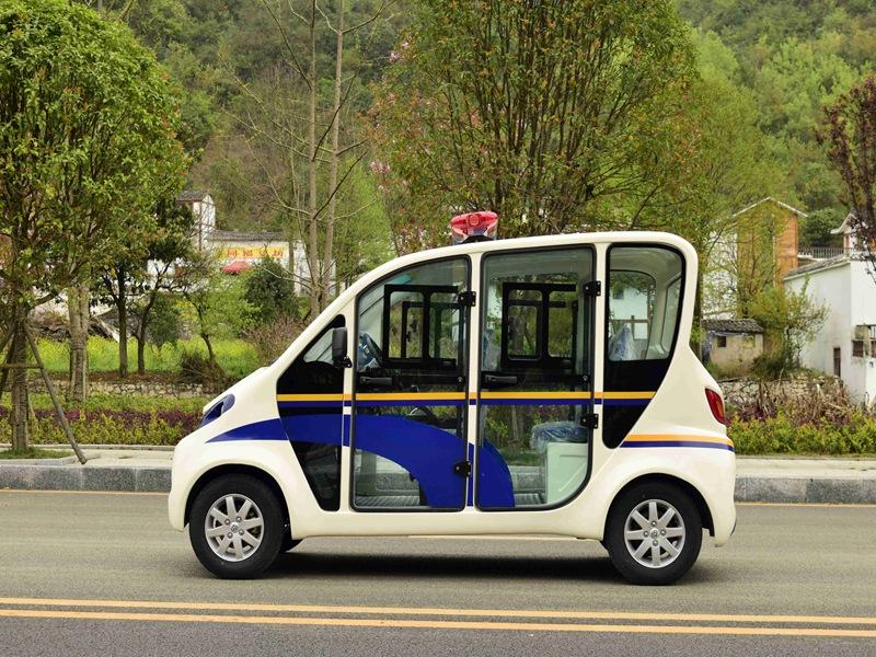 2018新款5座电动巡逻车