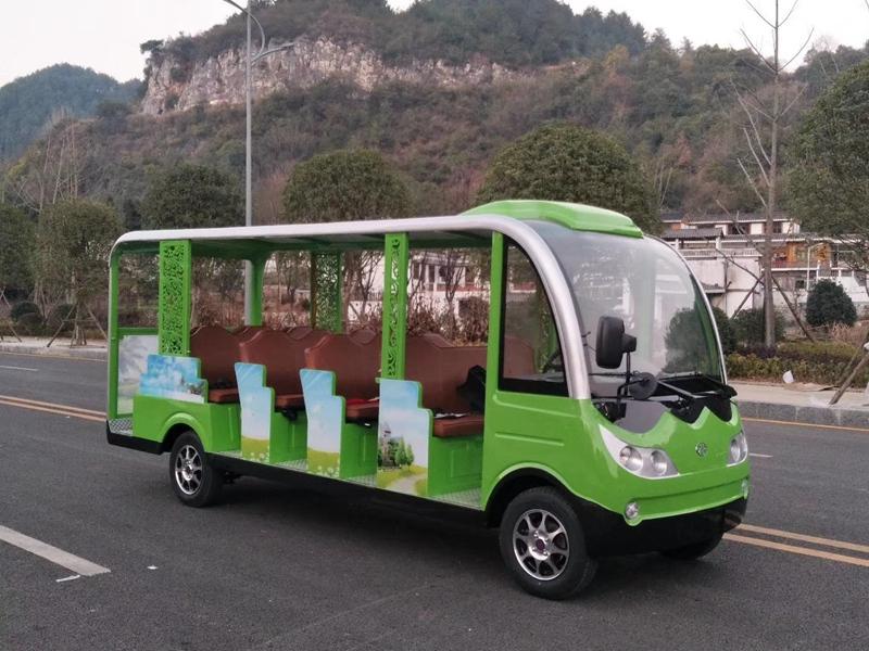 新款8座、11座、14座电动观光车