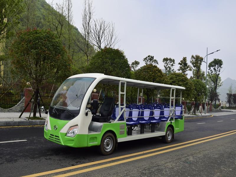 23座新款燃油观光车(纯钣金)