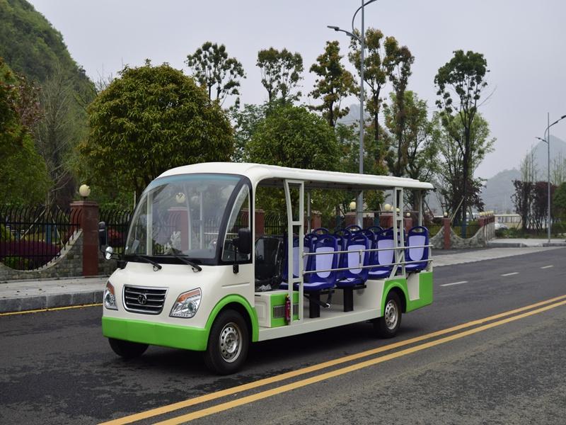 18座新款燃油观光车