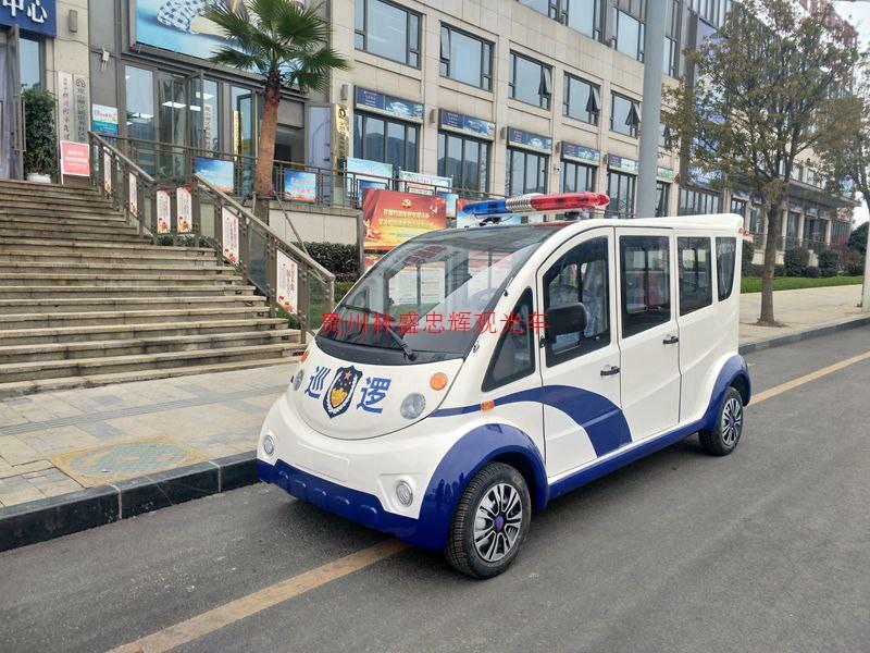 忠辉6-7座电动巡逻车