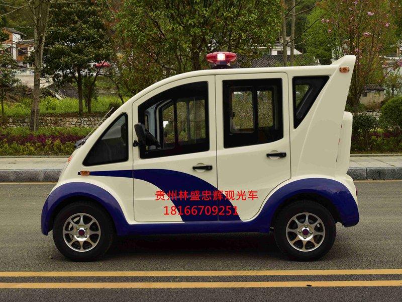 4座电动巡逻车(纯钣金件)