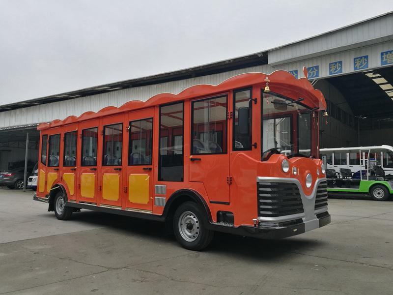 忠辉大叮当款23座燃油观光车