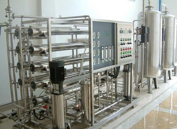 光伏产业纯水处理设备
