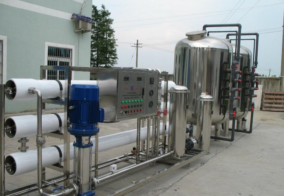全自动反渗透水处理设备