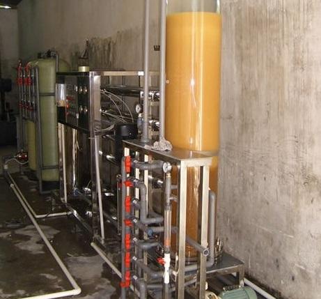 反渗透设备离子交换混合床