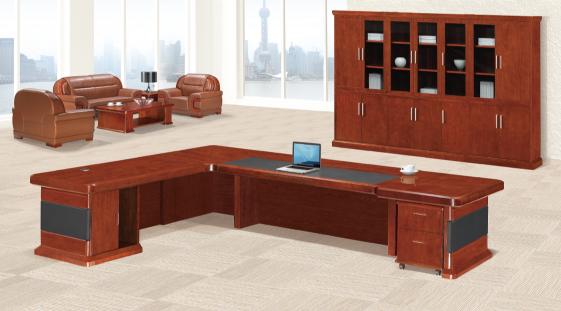 实木班台办公桌004