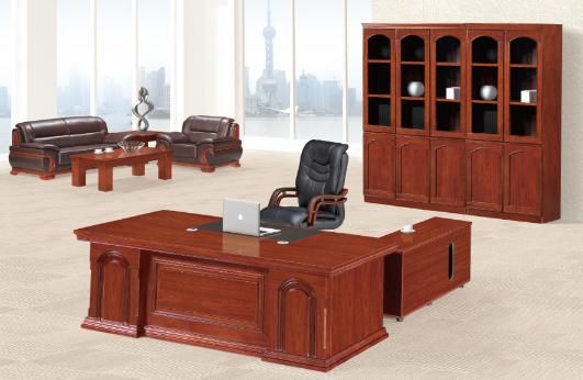 实木班台办公桌006