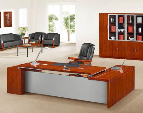 板式班台办公桌001
