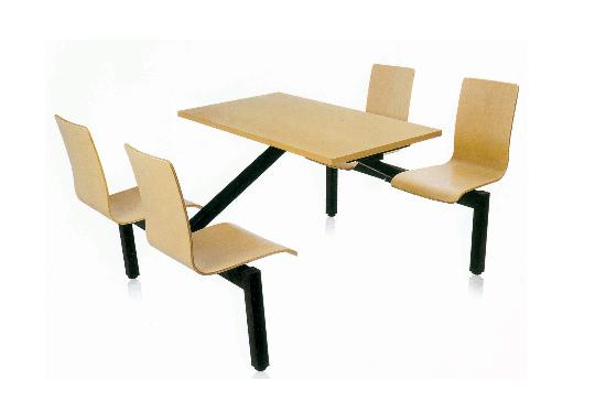 食堂桌椅001