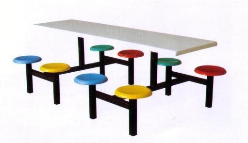 食堂桌椅003
