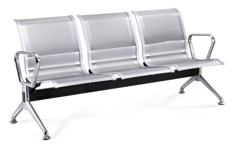 重庆不锈钢机场椅