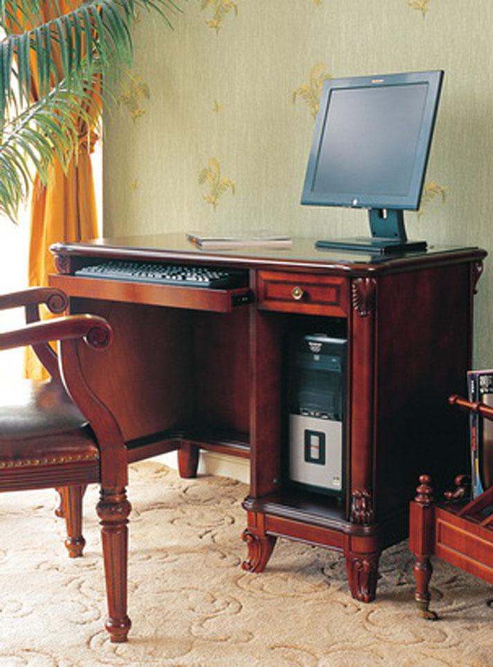 重庆实木电脑桌