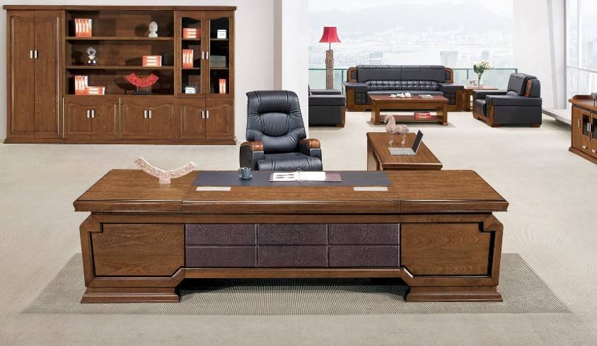 水性漆实木办公家具