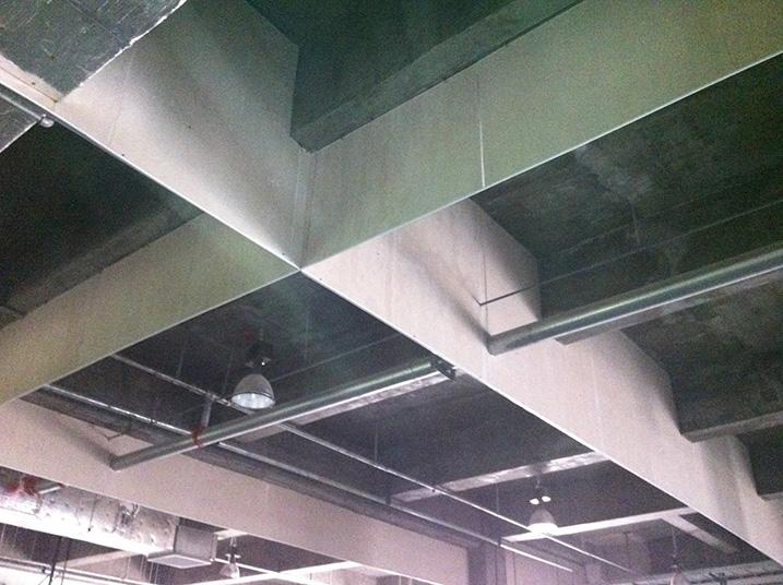 档板型挡烟垂壁