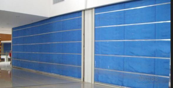 河南特级防火卷帘门安装