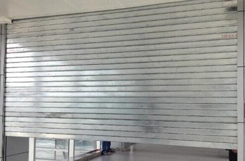 郑州钢质防火卷帘门