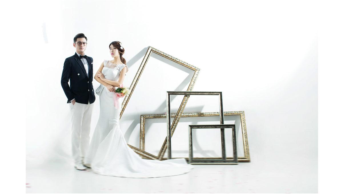 郑州婚纱摄影