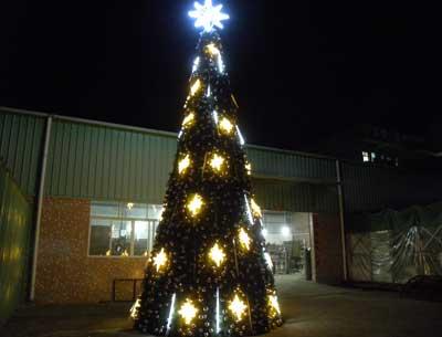 大型圣诞树报价