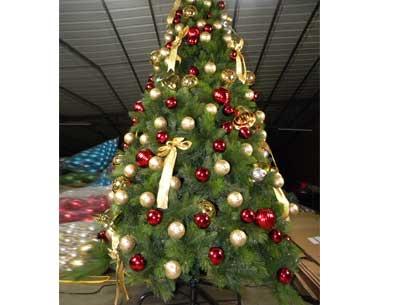 圣诞树制作公司