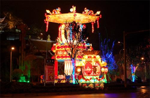 广东灯会设计公司