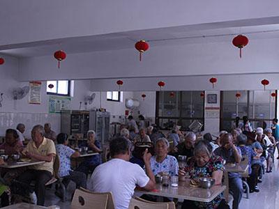 沧州正定社区养老院