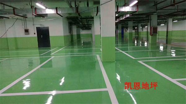 武汉水性环氧地坪