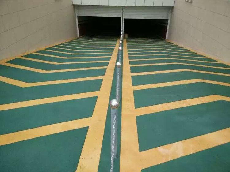 停車場防滑坡地坪