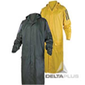 连体式聚酯纤维雨衣