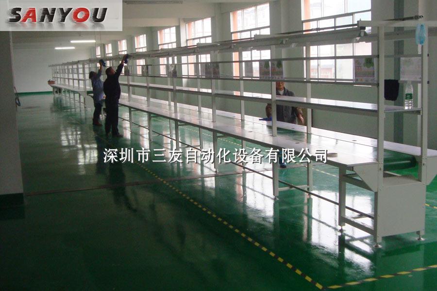 广州自动流水线厂家