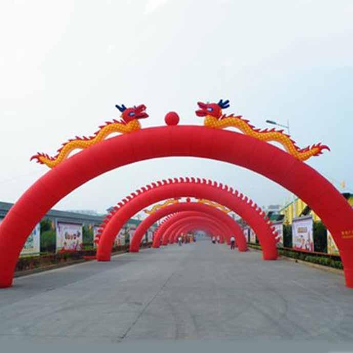 贵州充气拱门