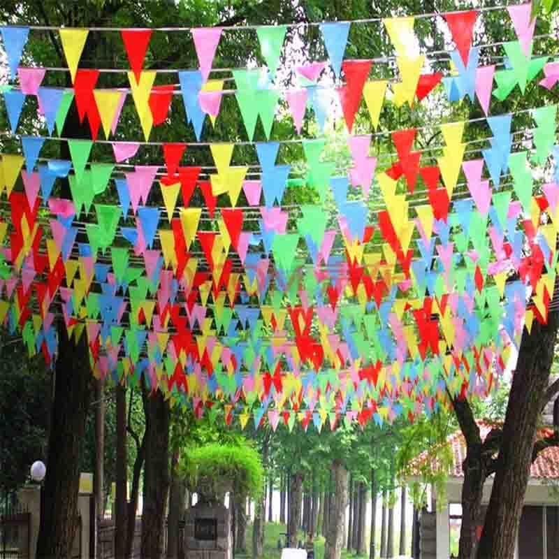 贵州三角彩旗