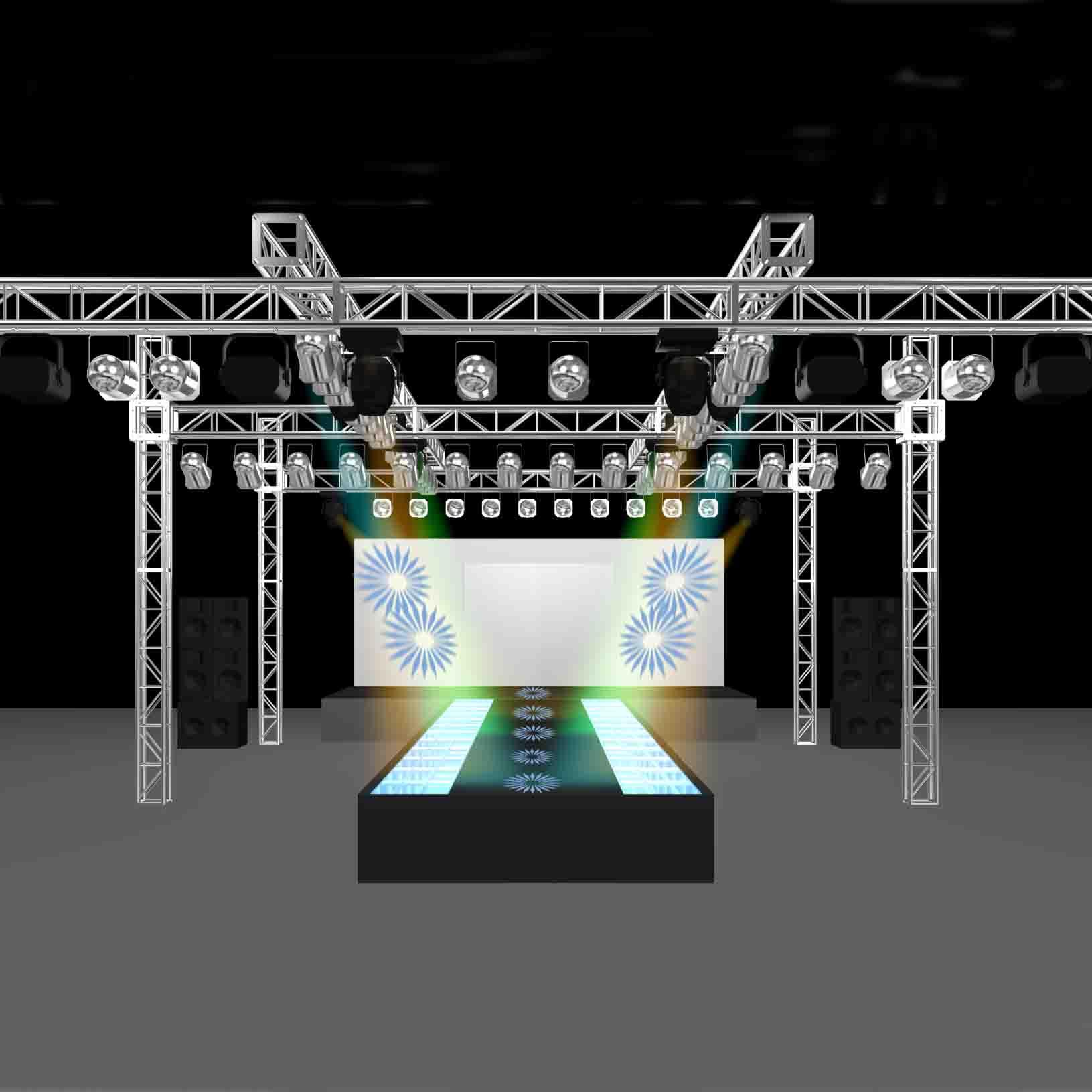 贵州舞台灯光架搭建