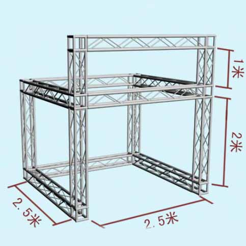 贵阳贵州桁架搭建