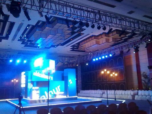 贵州会展舞台搭建