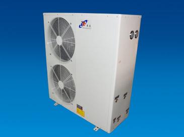 空气能冷暖+热水中央空调机组