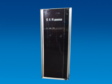 Household air energy water heater