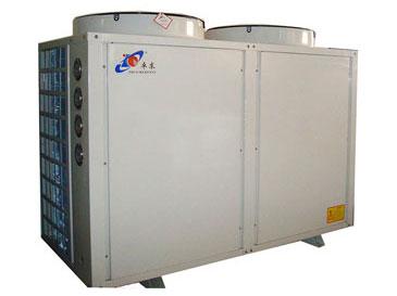 商用T系列冷暖中央空调+热水