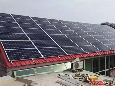 河北屋顶光伏发电系统