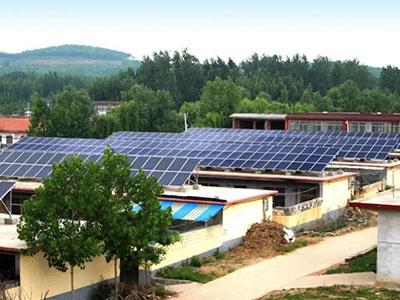 河北太阳能发电系统