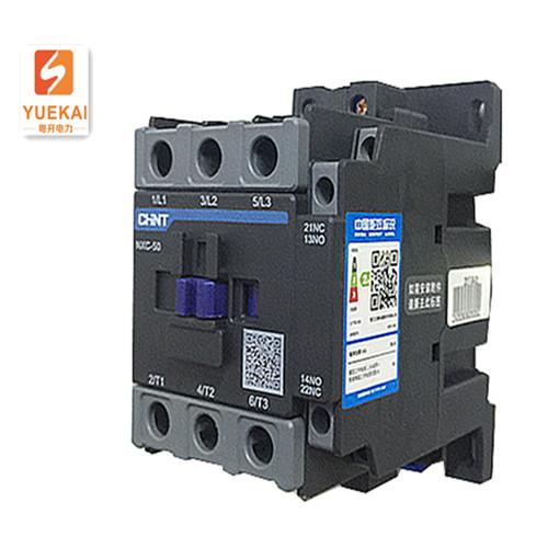 正泰交流接触器NXC-50 220V 50Hz