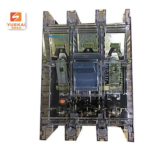正泰 透明塑壳断路器 DZ20Y-400/3300T/400A 正面
